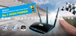 Bộ phát IRELESS N HIGH POWER ROUTER NETIS WF2533