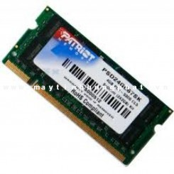 DDRamIII 2Gb bus 1333MHz Patriot for Notebook