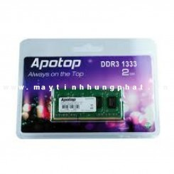 RAM APOTOP 2GB DDR3 Bus 1333Mhz For Laptop